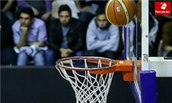 الحکمه نماینده لبنان در مسابقات بسکتبال غرب آسیا شد