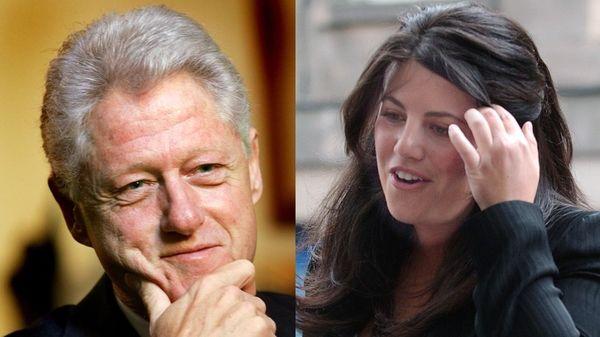 دفاع غیرمعمول هیلاری کلینتون از همسرش