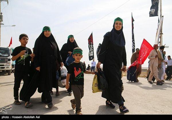 توصیههای پزشکی به بانوان در راهپیمایی اربعین حسینی (ع)