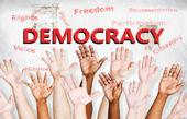 چرا جامعه ما دموکراتیک نمی شود؟