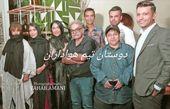 حمید لولایی و هم تیمی هایش + عکس