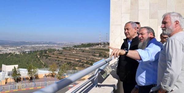 ساخت 5400 واحد مسکونی جدید در کرانه باختری