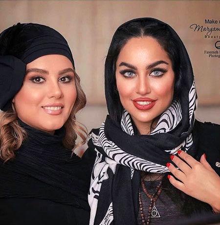 المیرا عبدی دختر اکبر عبدی