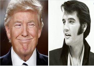 ادعای عجیب ترامپ درباره شباهتش به خواننده معروف آمریکایی جنجال به پا کرد