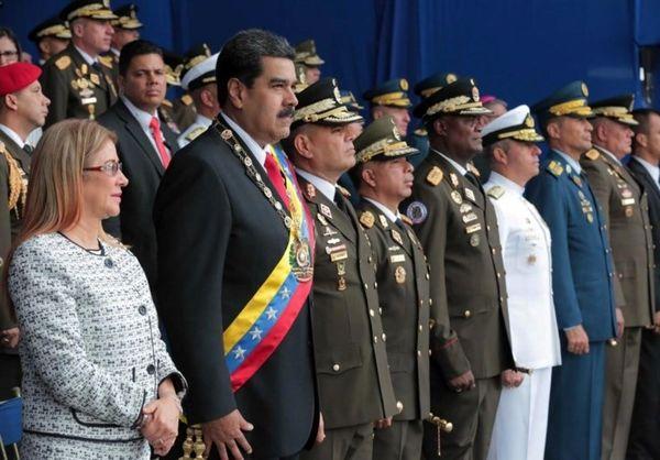 سوءقصد به جان رئیس جمهور ونزوئلا