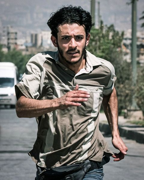 """""""مردن در آب مطهر"""" علی شادمان+عکس"""