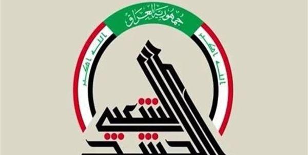 پاکسازی استان دیالی از عناصر داعش توسط الحشد الشعبی