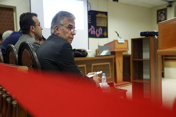 تغییر اتهام عباس ایروانی از «از افساد فی الارض»