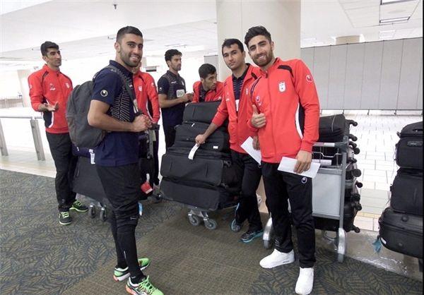 غیبت مسئولان ورزشی در بدرقه تیم ملی