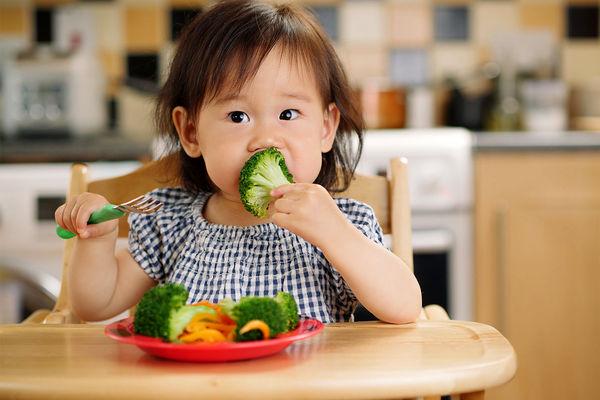 رژیم غذایی گیاهی برای کودکان