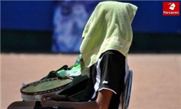 افتخاری که از کف جامعه تنیس رفت