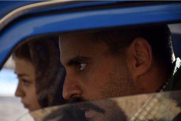 علیرام نورایی در فیلم سینمایی سهولان + عکس