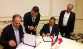 امضا یادداشت تفاهم همکاریهای بانکی ایران و ترکیه
