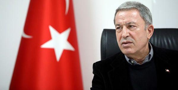 تماس تلفنی وزیر دفاع ترکیه با«سرگئی شویگو» همتای روس خود
