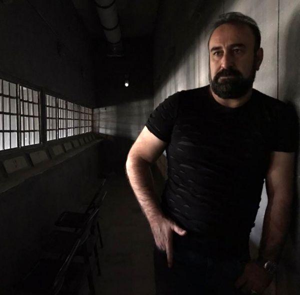 مهران احمدی با ظاهری متفاوت! + عکس