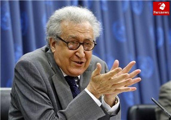 اخضر ابراهیمی: تسلیح معارضان سوری راهحل نیست