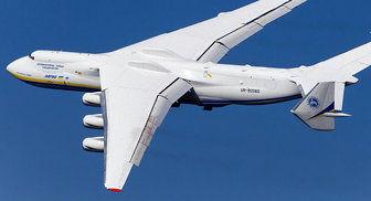 """""""اون"""" با یک هواپیما پر از مواد غذایی به سنگاپور رفت"""