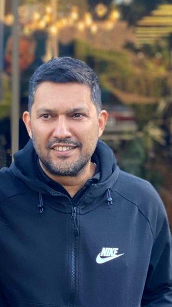 حامد بهداد با مدل موی جدید + عکس