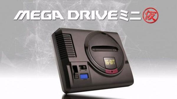 کنسول Mega Drive Mini معرفی شد