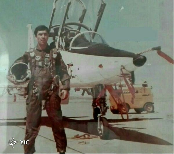 جوانترین خلبان شهید دفاع مقدس را بشناسید + عکس