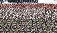 «صاعقه» در رژه ارتش