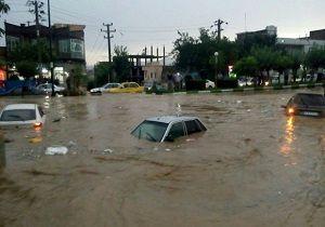 آخرین اخبار از امدادرسانی به 6 استان متأثر از سیل و آبگرفتگی