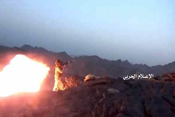 دفع یورش سنگین نظامیان سعودیها در نجران از سوی یمنیها