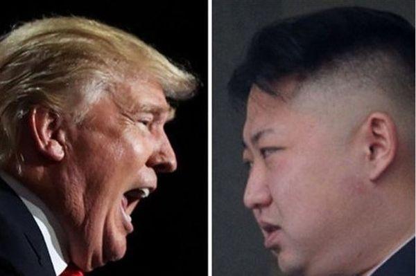 توئیت ترامپ که کره شمالی را به جنگ میکشاند