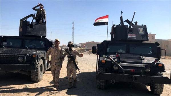 نیروی هوایی عراق مخفیگاه تروریستها را هدف قرار داد