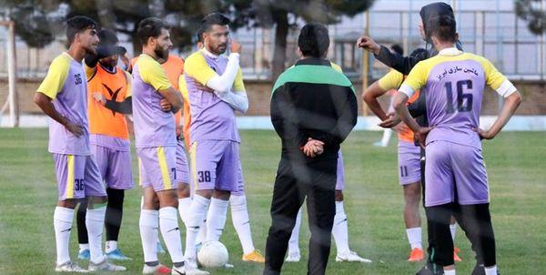 اضافه شدن مربی جوان فوتبال ایران به کادرفنی ماشین سازی