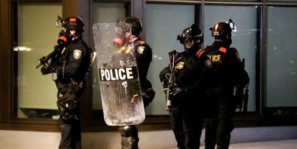 پلیس آمریکا سومین نیروی نظامی بزرگ جهان