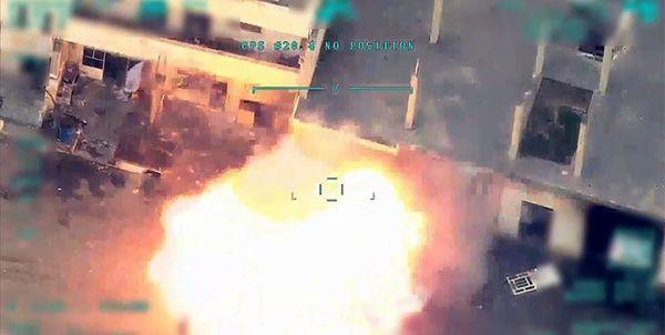 سقوط هواپیمای جاسوسی ترکیه