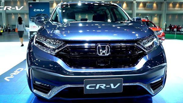 اعلام مشخصات ظاهری هوندا CR-V مدل ۲۰۲۳