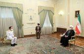 مهمانان خارجی امروز حسن روحانی+تصاویر