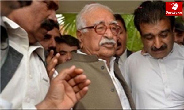 نخست وزیر موقت پاکستان انتخاب شد