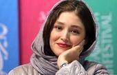 فرشته حسینی و آسمان پاک و آبی تهران