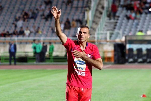 سیدجلال حسینی در آستانه ۵۰ بازی آسیایی در لیگ قهرمانان