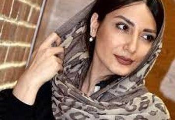حیرانی های سمیرا حسن پور در آینه!/عکس