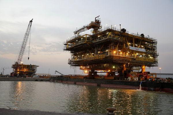 جزییات برداشت روزانه 84میلیون مترمکعب گاز از پارس جنوبی طی 6ماه