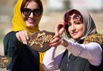 بازیگران و چهره ها در رالی ایرانی 2 + تصاویر جدید