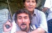 """ابوالفضل پور عرب و بازیگر سریال """" او یک فرشته بود"""" در تونل زمان"""