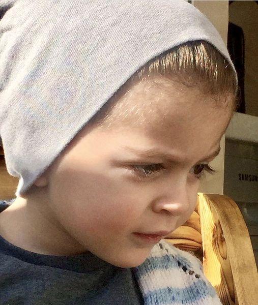پسر کوچولویمجری خوش استایل صدا وسیما + عکس