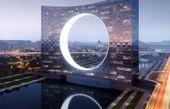 سازه بسیار جالب و شگفت انگیز خورشیدی در قزاقستان + عکس