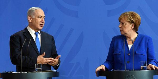 قدردانی نتانیاهو از حمایتهای آلمان