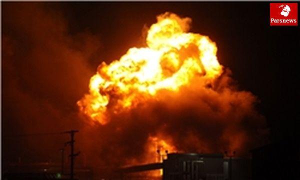 مرگ پنج کارگر بر اثر انفجار گاز در بندرعباس