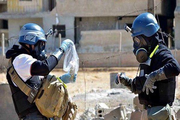 بهانه سلاح شیمیایی توسط انگلیس برنامه ریزی شده بود