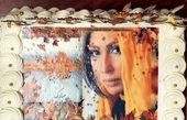 کیک تولد خاص پرستو صالحی
