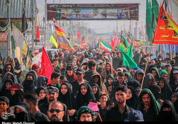 سهم استان تهران در اربعین ۱۴۰۰ چقدر است ؟