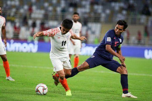 شکست سنگین تایلند در جام ملتها/فیلم هندی به واقعیت تبدیل شد!