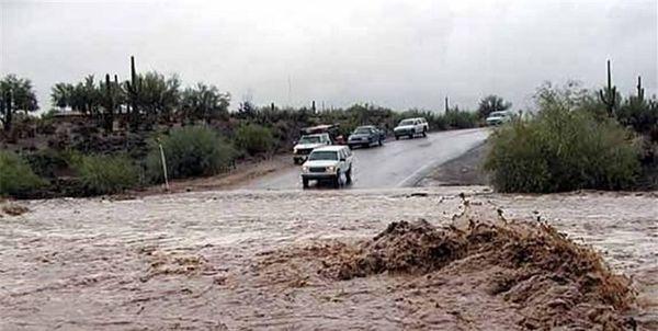 17 استان کشور متأثر از سیل و آبگرفتگی